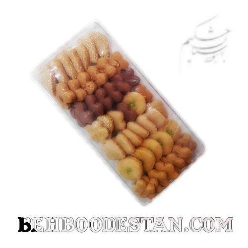 شیرینی مخلوط سالم طب سنتی بهبودستان