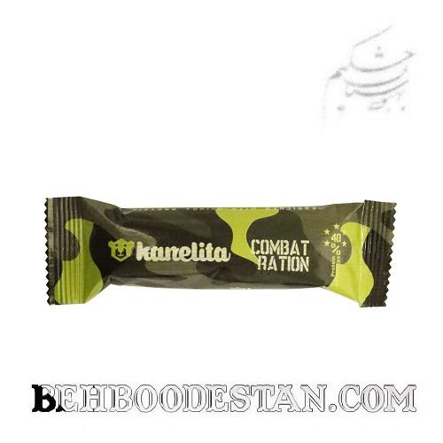 شکلات ارگانیک کنلیتا انرژی زا (جیره جنگی) بهبودستان